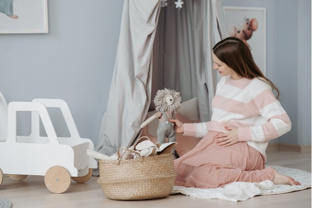 Kit de maternidade