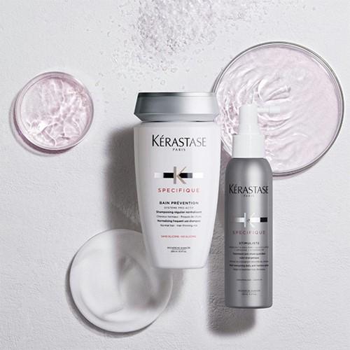 anti-hair fall with kérastase