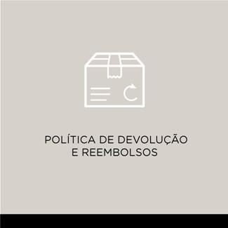 Política de devolução e reembolsos