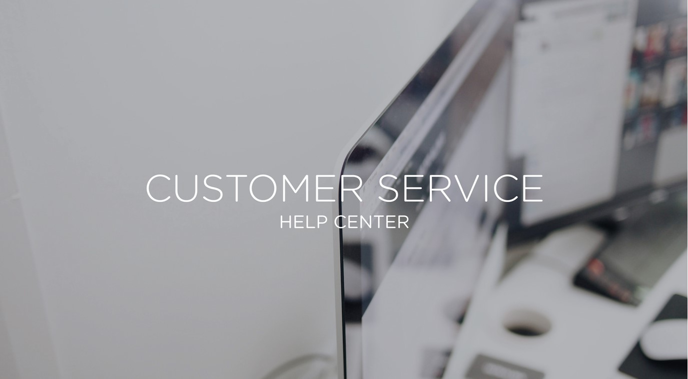 Costumer service | Helpcenter