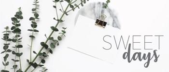 sweetdays, os melhores dias de compras na sweetcare!