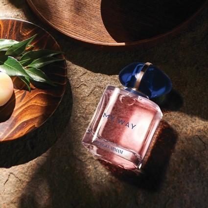 My way, a nova fragrância de giorgio armani