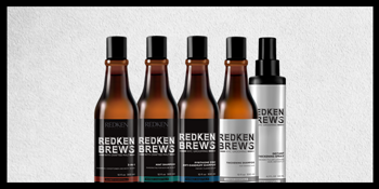 Redken brews haircare
