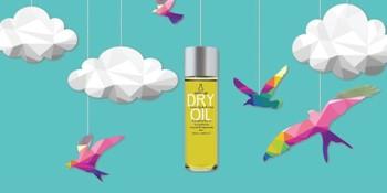 Dry oil
