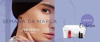 Oferta exclusiva shiseido