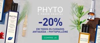 Phyto - 20% desconto