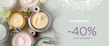 Darphin -40% desconto