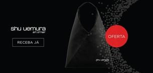 Shu uemura- oferta bolsa