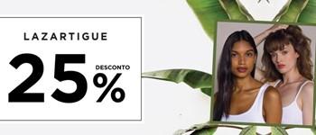 Lazartigue | 25% desconto