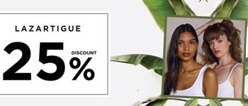 Lazartigue | 25% off
