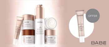 Babé | offer healthy aging eyes and lips 15ml