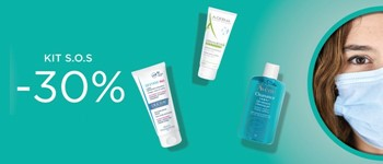 Skin sos kit | 30% off
