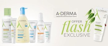 Aderma | offer  hydra-protective shower gel 100ml