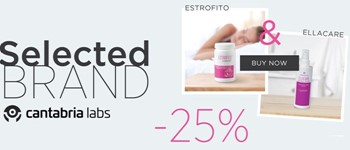 -25% | estrofito & ellacare | selected brand