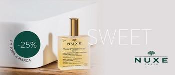 Nuxe -25% | sweetbrand