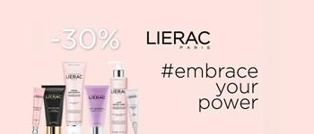 Lierac -30% em toda a marca!