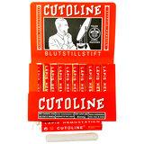 Cutoline lápis hemostático pele sensível pós-barbear cicatrizante 10gx12unid