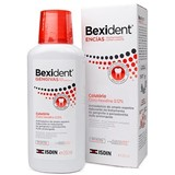 gums treatment mouthwash with clorhexidine 250ml