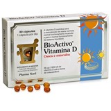 BioActivo Vitamina d 80caps