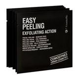 easy peeling facial, neck and neckline exfoliation 8units