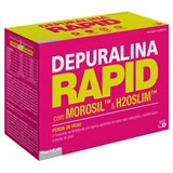 Depuralina Depuralina rapid para perda de peso integrada 60 cápsulas