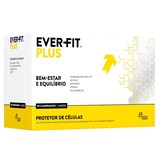 ever-fit plus antioxidant supplement balance and wellness 90 tablets