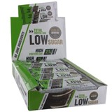 total protein bar low sugar cookies and cream taste  10x60g