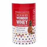 Gold Nutrition Wonder whey batido hiperproteico pinã colada 360g