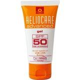 Advanced gel spf50 protetor solar rosto pele oleosa 50ml