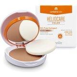 Heliocare Compacto oil free spf50 pele oleosa escuro 10g