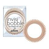 Invisibobble Elástico cabelo edição slim ''bronze me pretty'' 3unid