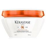 nutritive irisome masquintense hair mask for thick hair 200ml