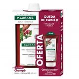 pack shampoo fortificante antiqueda quinina 2x400ml
