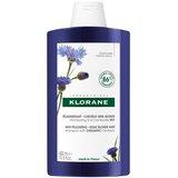 shampoo reflexos prateados extracto de centáurea azul 400ml