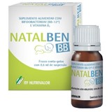 natalben gotas bb suplemento infantil com bb-12 e vitamina d 8.6ml