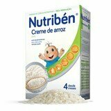 rice cream without gluten for baby 300g