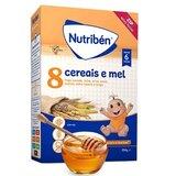 8 cereals & honey 300g