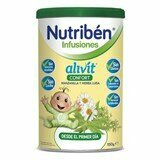alivit confort infant infusion for colic and stomach gas 150g