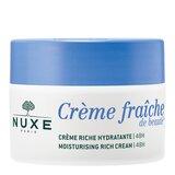 Crème fraîche de beauté hidratante rico para pele seca a muito seca 50ml