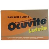 ocuvite lutein nutritional supplement for eye care 60tablets