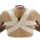 Orliman E-240 corrector de postura dorsal forte tamanho4