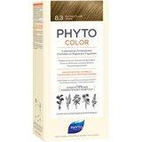 Phyto Phytocolor coloração permanente 8.3 louro claro dourado