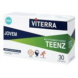 teenz daily multivitamin supplement memory and energy 30comp