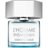 Yves Saint Laurent L'homme cologne bleue eau de toilette para homem 60ml