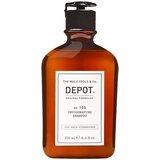 Depot No. 105 shampoo revigorante 250ml