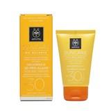 Apivita Suncare oil balance spf30 fluído para pele oleosa a mista 50ml