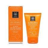 suncare anti-wrinkle cream spf50  for normal to dry skin 50ml
