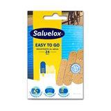 easy to go bandages water resistent 3sizes 24units
