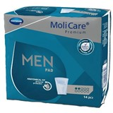 men premium pad 2 for incontinence