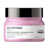 serie expert liss unlimited mask for rebelious hair 250ml